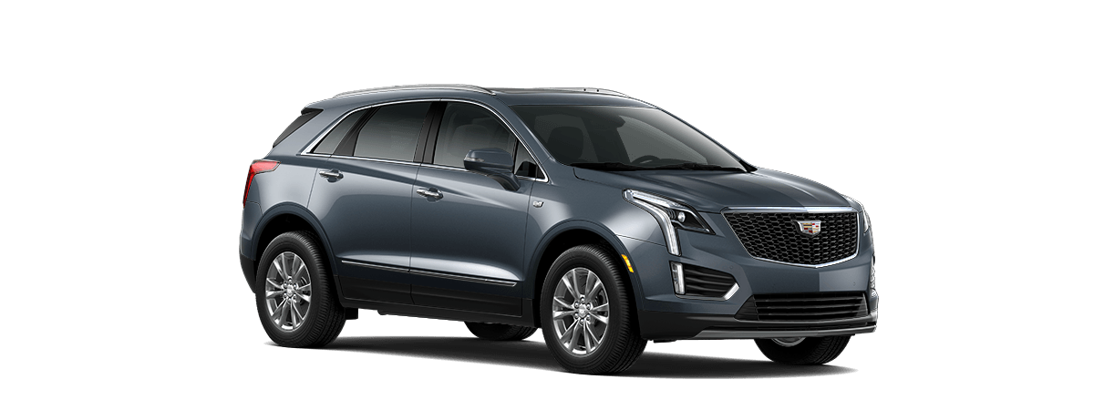 2021 Cadillac Xt5 Compact Luxury Suv Model Overview