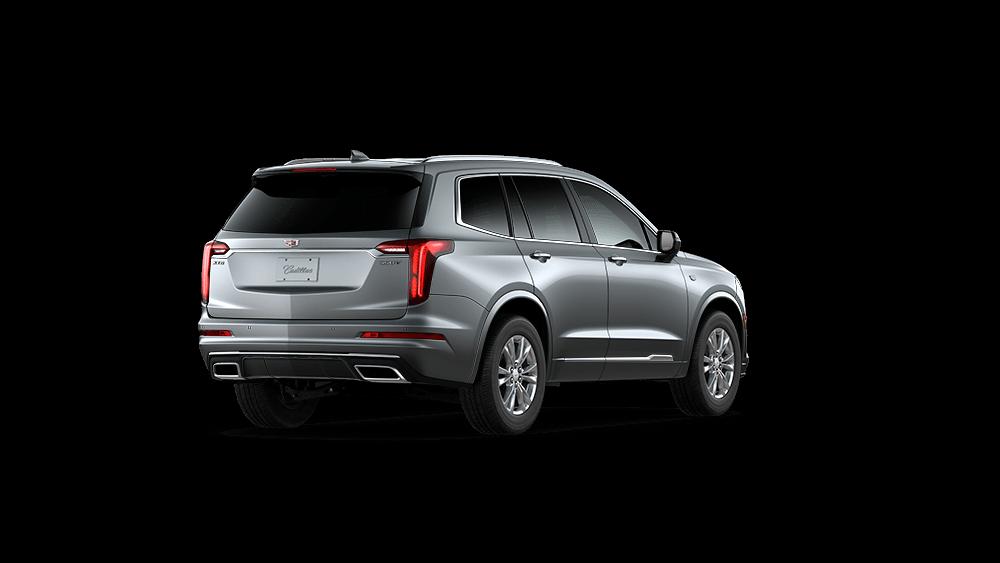 ORIGINAL MODEL,1:18 Cadillac ALL NEW XT6 2020,SUV GREY